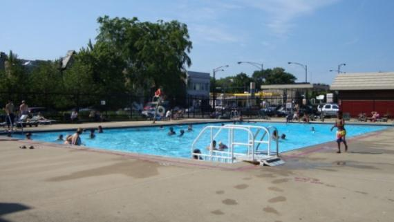Chase Park Pool