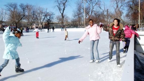 McKinley Ice Rink