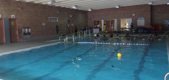 Pool at Harris Park