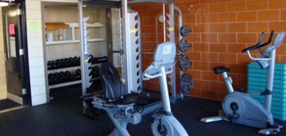 Dunham Park Fitness Center