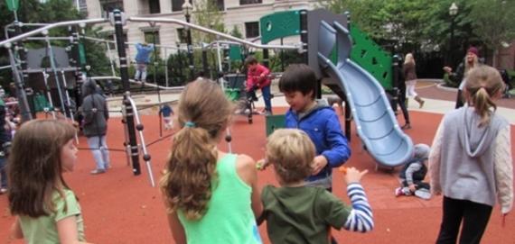 Goudy Playground