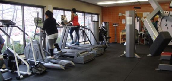 Gill Park Fitness Center