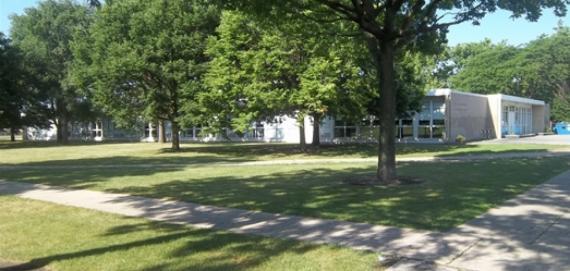 Rainey Park Fieldhouse