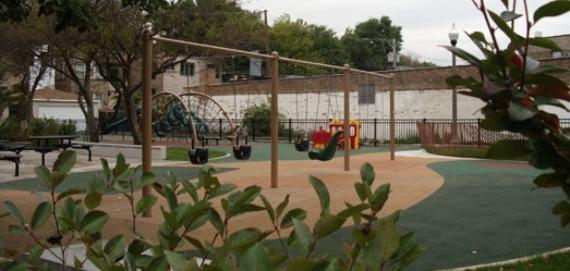 Playground at Bromann Park