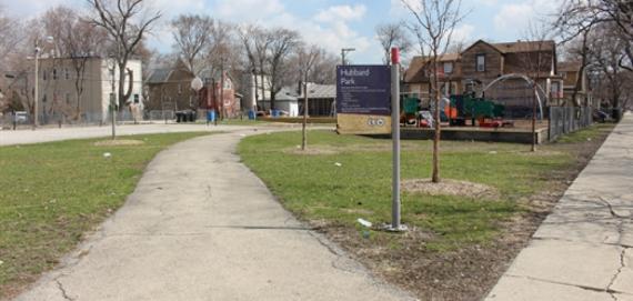 Hubbard Playlot Park