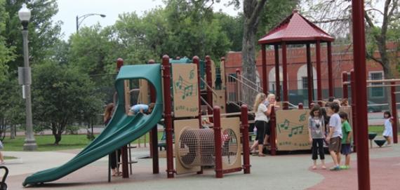Jefferson Park Playground