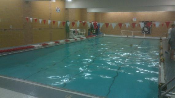 Amundsen High School Pool