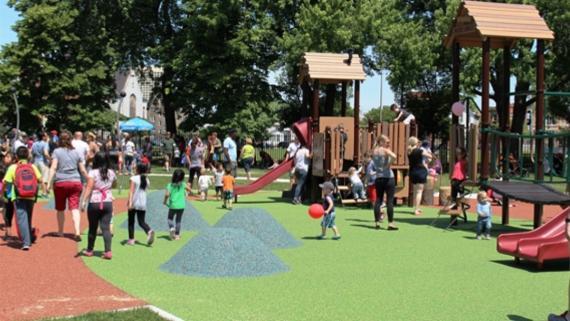 Eckhart Playground
