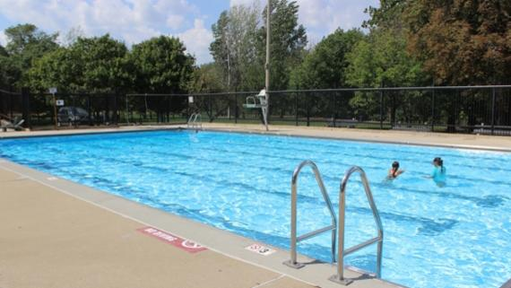 Gompers Park Pool
