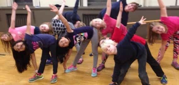 Mighty Fit Kids!
