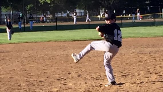 Baseball Field at Warren Park