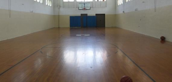 Sherman Park gym