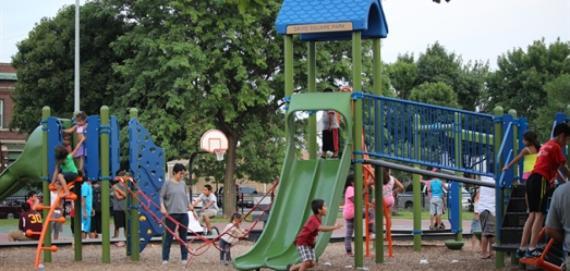 Davis Square Park