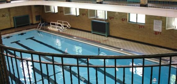 La Follette Indoor Pool