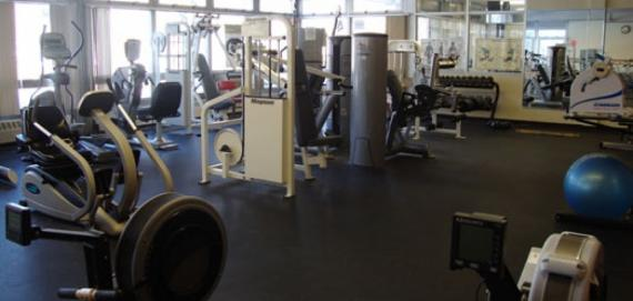 Welles Park Fitness Center
