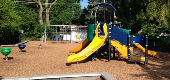 Spikings Farm Playlot Park playground equipment