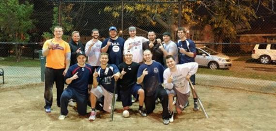 Normandy Park 2016 Softball Champions!