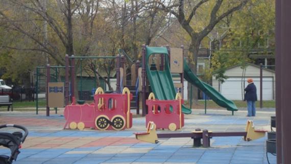 Ehrler Playlot Playground