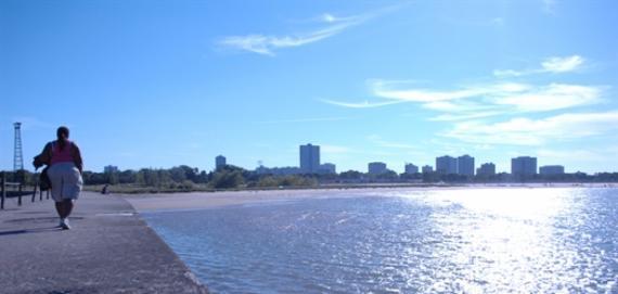 Montrose Beach