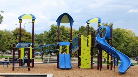 Douglas Playground - W