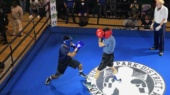 We love our boxing program!