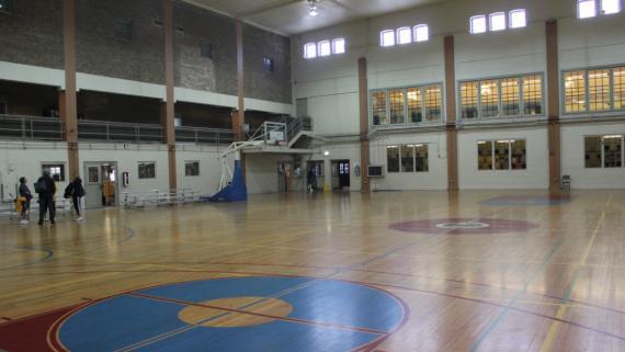 Broadway Armory Park Gym