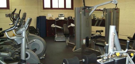 Trumbull Park Fitness Center