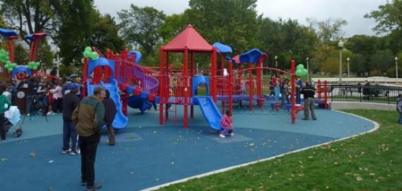 Marquette Park Playground