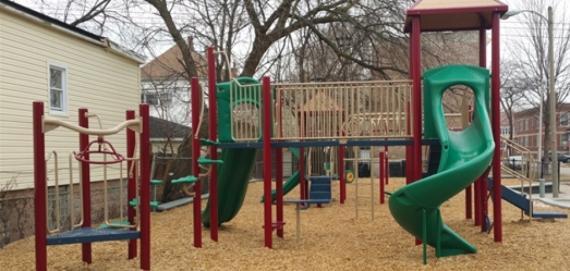 Sweet Clover Playground