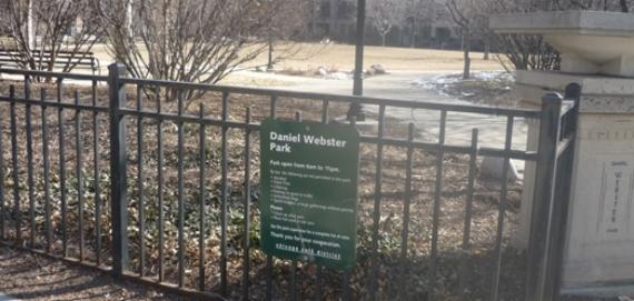 Daniel Webster Playground