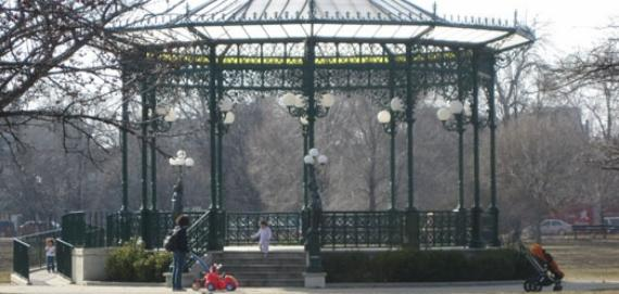 Welles Park Gazebo