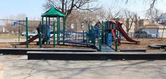 Ohio & Harding Park Playground!
