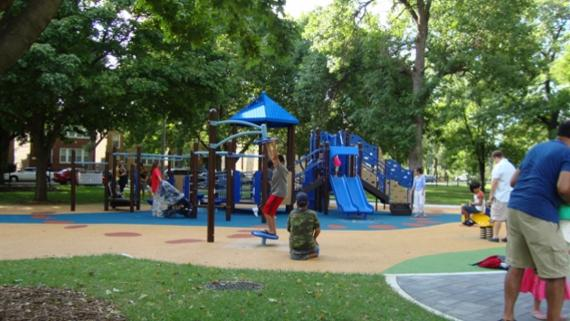 Eugene Field Playground