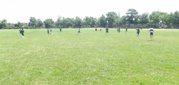 Palmer Park Field