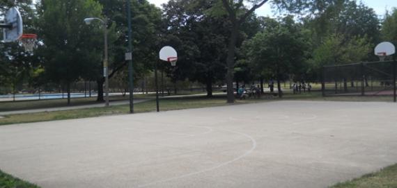 Abbott Park Basketball Courts