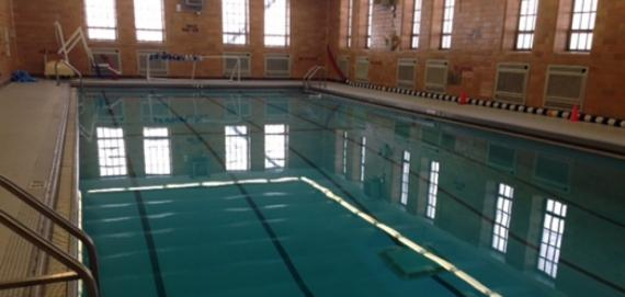 Blackhawk Park indoor pool