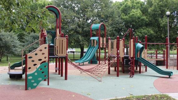Humboldt Playground -W