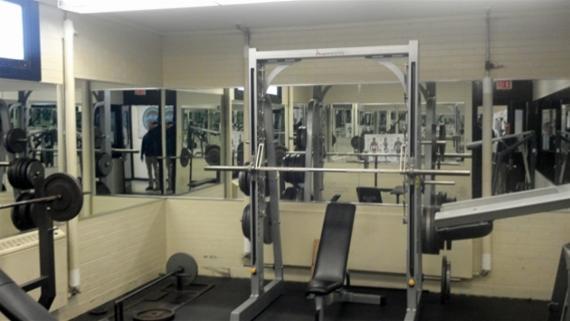 Mozart Fitness Center