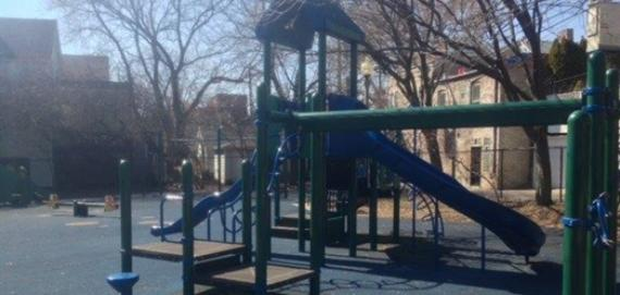 Playground at South Lakeview Park