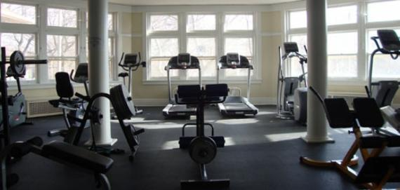 Hamlin Park - Fitness Center