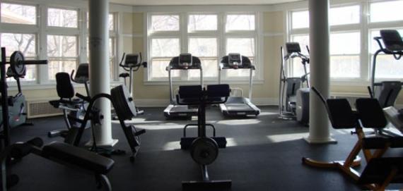 Hamlin Park - Fitness Center