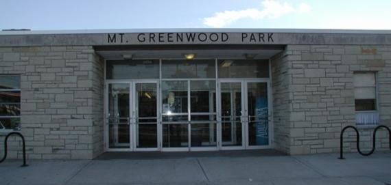 Mt. Greenwood Park Fieldhouse