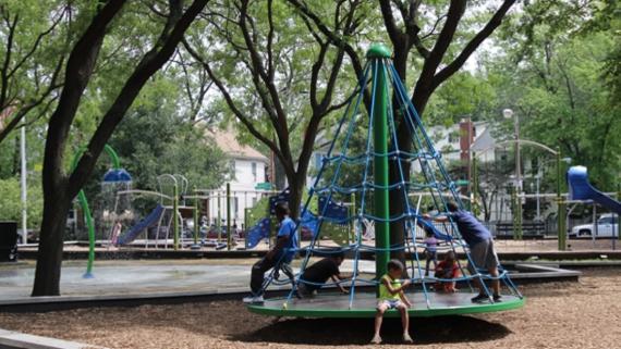 Pottawattomie Playground