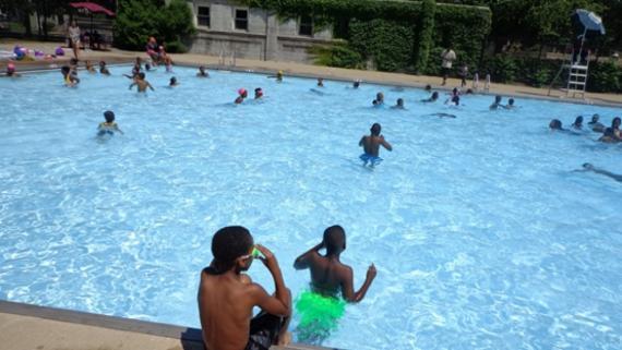 Grand Crossing Park Pool