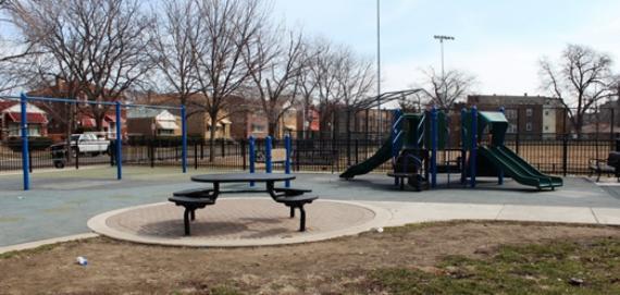 Moore Park Playground