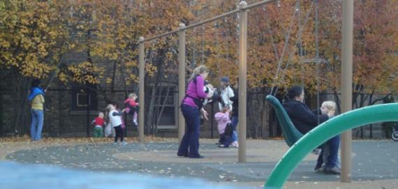 Weisman Park Playground