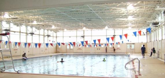 Carver Park Indoor Pool