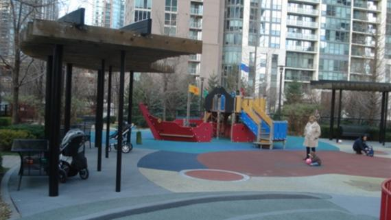 Lake Shore East Playground