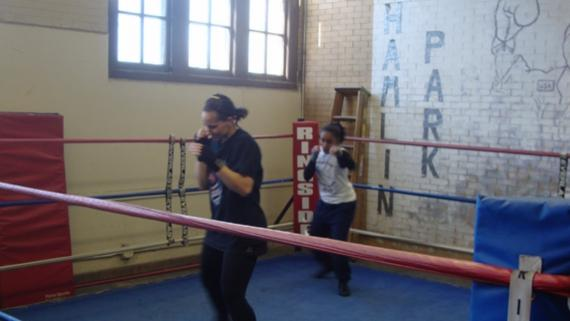Hamlin Boxing Gym
