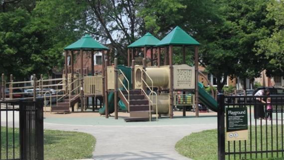 Indian Road Playground
